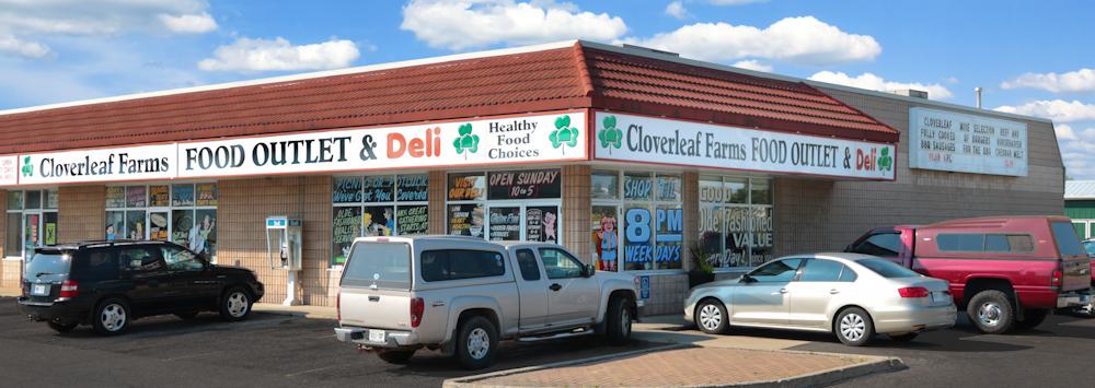 Cloverleaf Farms - Store Exterior