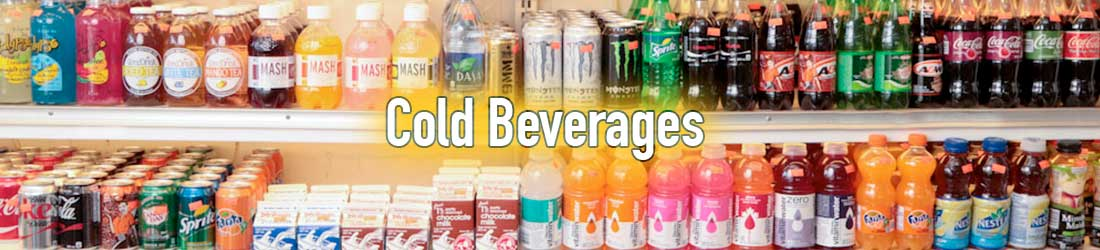 Cold Beverages Drinks Juice Milk Pop