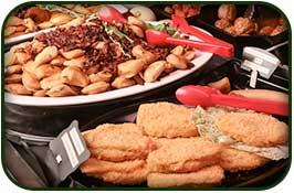 Hot Deli Meals