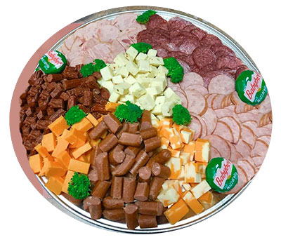 Deli Cheese & Meat Platter