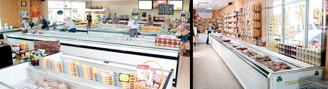 Cloverleaf Farms - Fresh / Frozen / Dry Goods / Canned Grocery Items