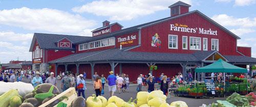 St Jacobs Farmers Market