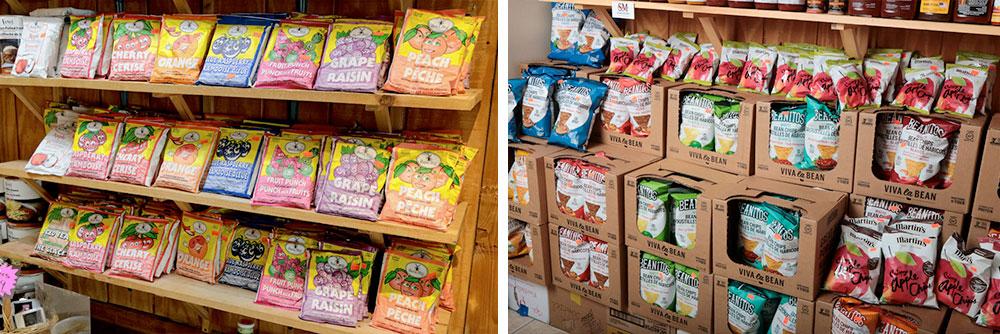 Cloverleaf Farms - Powered Juice, Chips