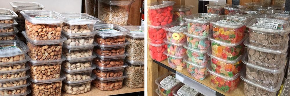 Cloverleaf Farms - Candy, Nuts