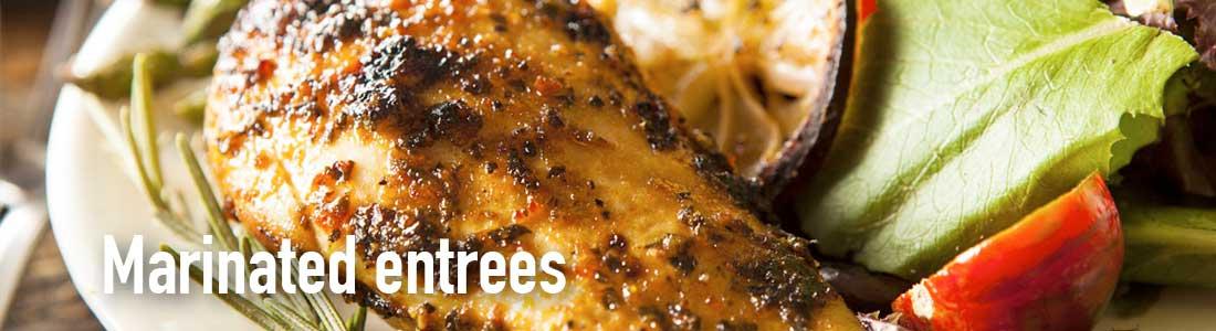 Frozen Food meal ideas - Chicken