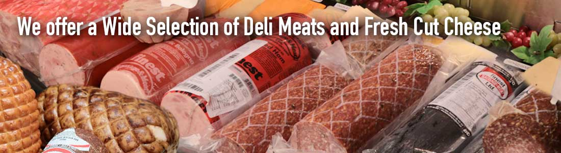 Cloverleaf Farms Foot outlet & Deli - Deli meats and Fresh Cut Cheese