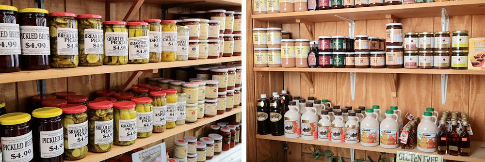 Cloverleaf Farms - Preserves Maple Syrup