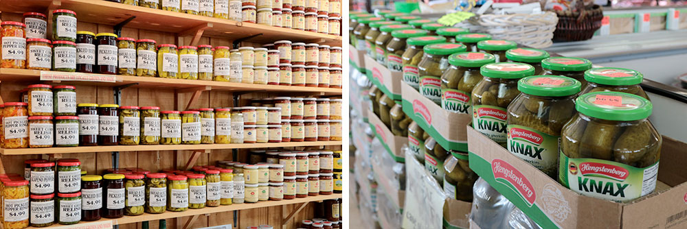 Cloverleaf Farms - Canned Goods, Preserves